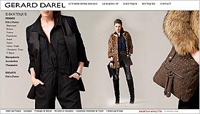 GERARD DAREL website